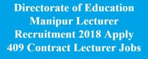 Directorate-of-Education-Manipur-Lecturer-Recruitment