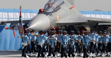 Indian Air Force Recruitment 2021 – Group C (Civilian) Vacancy