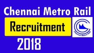 Chennai Metro Rail 2018