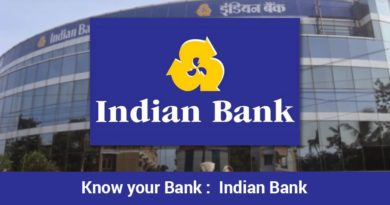Indian Bank Recruitment 2019 – Security Guard Vacancy