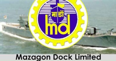 Mazagon Dock Recruitment 2021 – Trade Apprentice Vacancy