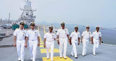 Indian Navy Recruitment 2021 – Sailors (AA and SSR) Vacancy