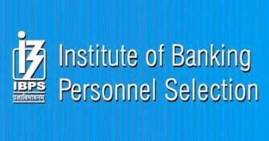 IBPS Recruitment 2019 – Specialist Officers (SO) Vacancy