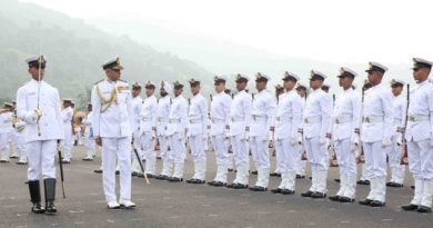 Indian Navy Recruitment 2019 – Sailors (AA and SSR) Vacancy