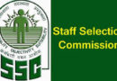 SSC Recruitment 2021– Multi Tasking (Non-Technical) Examination