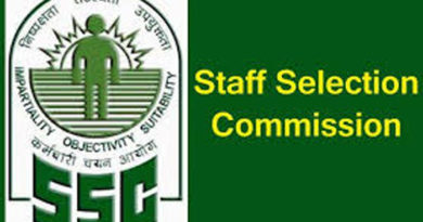 SSC GD Recruitment 2021 – GD Constable in Armed Police Forces