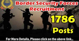 BSF Recruitment Jobs