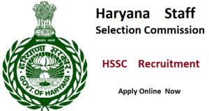 HSSC Recruitment – 249 Group D and 778 TGT Sanskrit Vacancy