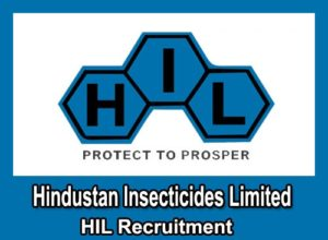 Hindustan Insecticides Limited Recruitment – 35 Trainee Vacancy