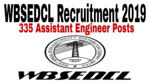 WBSEDCL-Assistant-Engineer