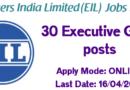 EIL 2019 job